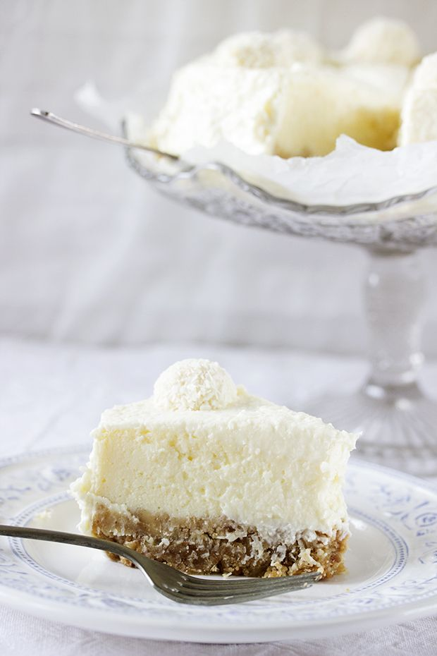 Coconut Cheesecake ♥