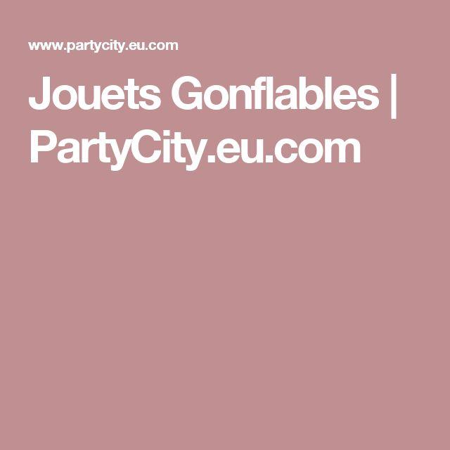 Jouets Gonflables | PartyCity.eu.com