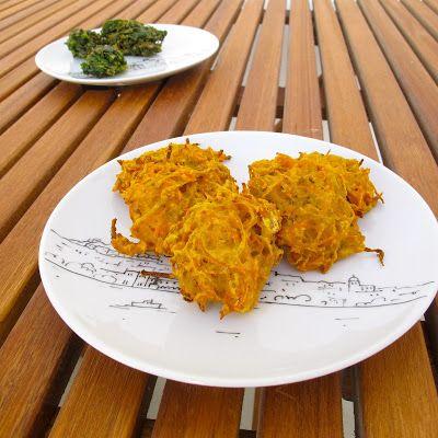 Cozinhar sem Lactose: Pastéis de abóbora e cenoura