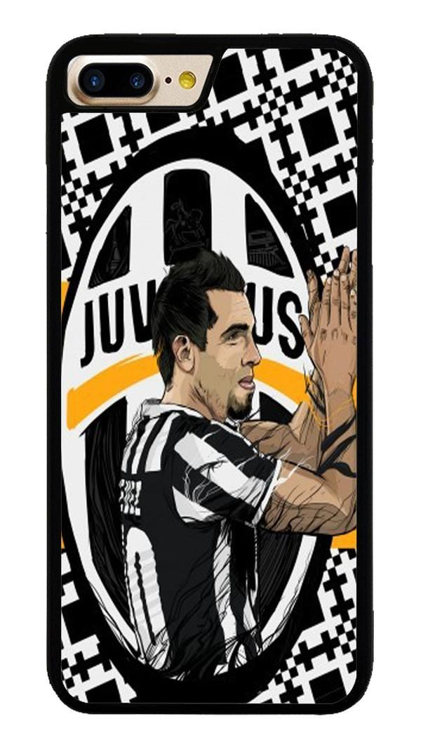 Carlos Tevez - Juventus for iPhone 7 Plus Case #CarlosTevez #Juventus #iphone7plus #covercase #phonecase #cases #favella