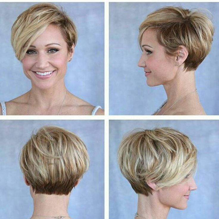 """2,510 Likes, 50 Comments - Short Hairstyles   Pixie Cut (@nothingbutpixies) on Instagram: """"@jamieeasonmiddleton with a #pixie360 cut by @mackenzieh79 so #fiidnt"""" [   """"We would like to encourage you to get cute pixie haircuts. But before you try this haircut you should know how to style your future pixie haircut and here."""",   """"If you don't want to miss the trends, don't skip this latest very short haircut trend.Check our gallery of Super Short Hair Cut Styles for more inspiration"""",   """"30 Cute…"""