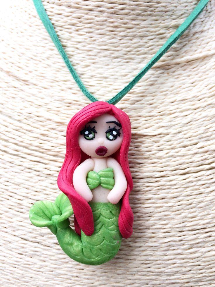 Un favorito personal de mi tienda de Etsy https://www.etsy.com/es/listing/527481684/collar-sirena-muneca-sirena-siren-cameo