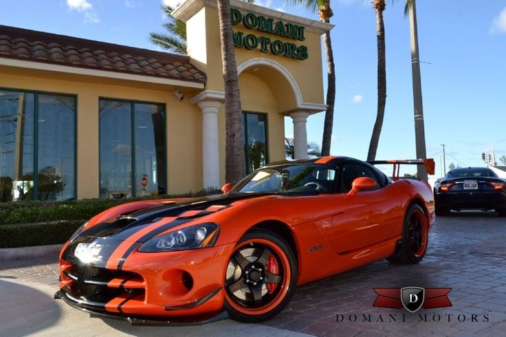2008 Dodge Viper ACR For Sale