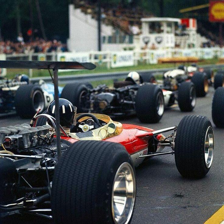 1968 Rouen Grand Prix