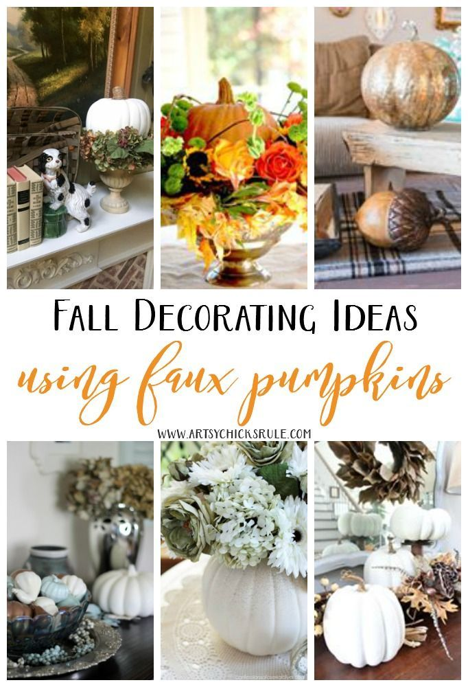 1000 Images About Fall Decorating On Pinterest Fall Garland