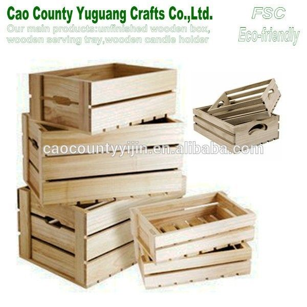 """China alibaba supplier cheap wooden fruit crates for sale,used wooden crates#cheap wooden fruit crates for sale#crates"""