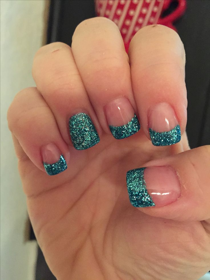 Glitter Nail Trends: Best 25+ Glitter Solar Nails Ideas On Pinterest