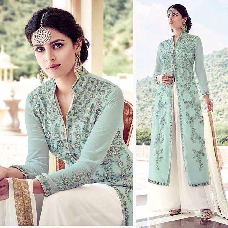 new stylish anarkalis indian designer bollywood pakistani wedding salwar kameez in Clothing, Shoes, Accessories, Women's Clothing, Dresses | eBay!