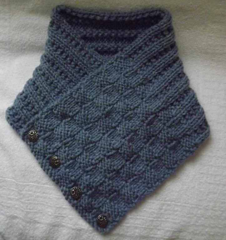 Looking for your next project? You're going to love Elegant Neck Warmer by designer Seasonknits.
