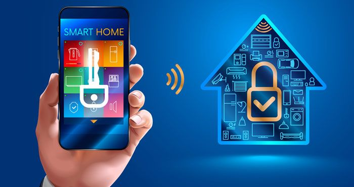 Smart home devices are an increasingly common fixture in American households - and the number of appliances that can get online and automate tasks around the house is growing quickly. How to Secure Your Smart Home