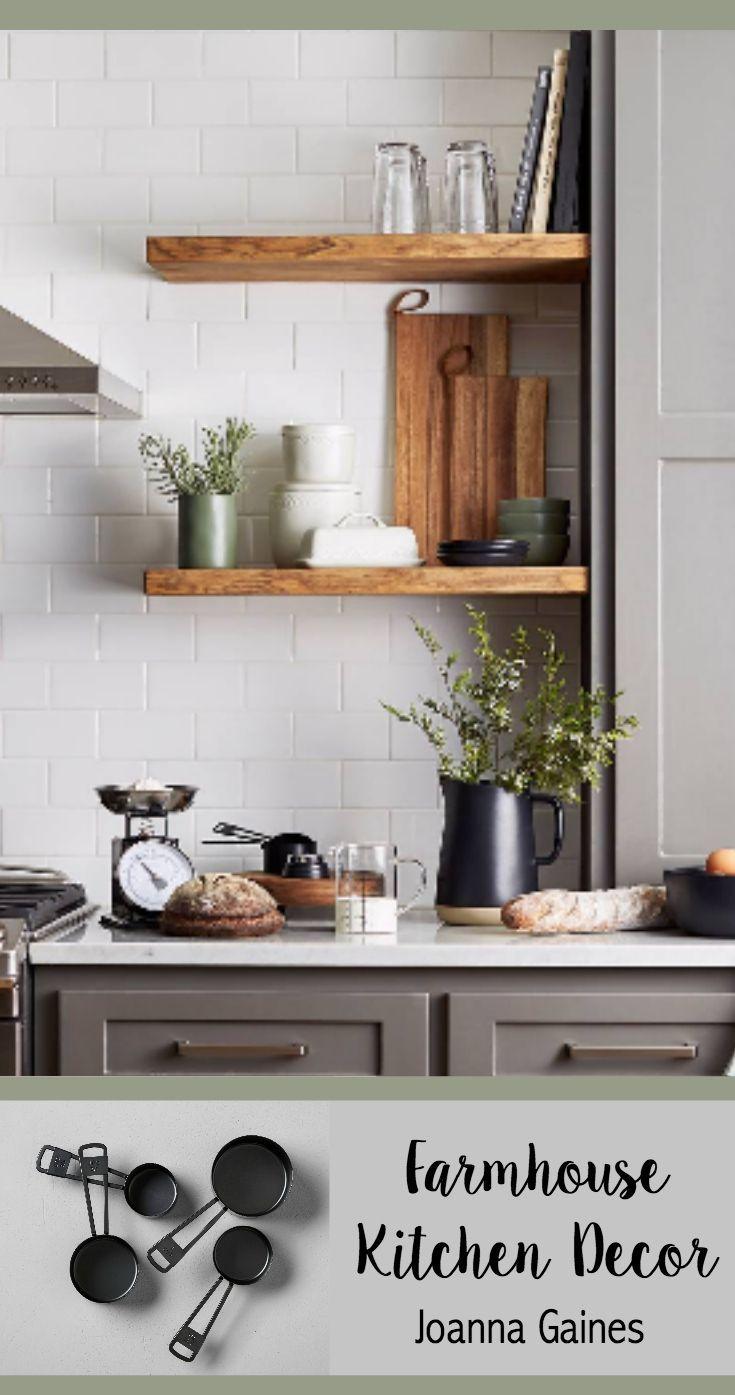 Beautiful Farmhouse Kitchen Ideas Joanna Gaines Decor Diy Rustic