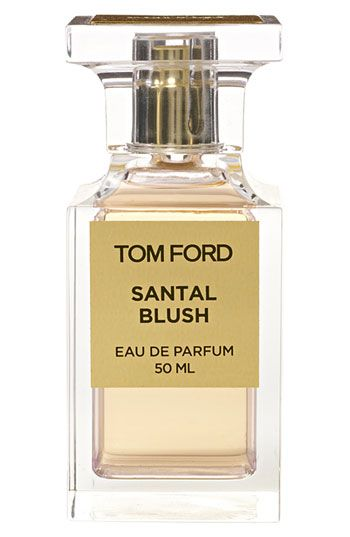 Tom Ford Private Blend 'Santal Blush' Eau de Parfum available at Nordstrom. Mesmerizing, exotic, mysterious: Tom Ford Santal Blush is a spicy wood oriental. A textured fusion of creamy sandalwood and exotic Eastern spices is enhanced with intoxicating florals and sumptuous woods to create soft, naked glamour with a mysterious spirit of modern earthiness.