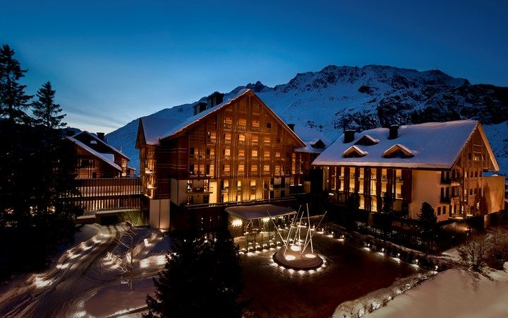 The Chedi Andermatt : Andermatt, Switzerland : The Leading Hotels of the World