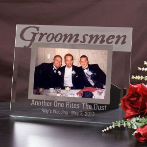 Inexpensive Personalized Groomsmen Gifts | Mugs, Flasks, Money Clips, Cigar Humidors + More