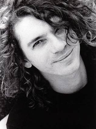 Michael Hutchence 1960 - 1997, aged 37, lead singer of rock band INXS