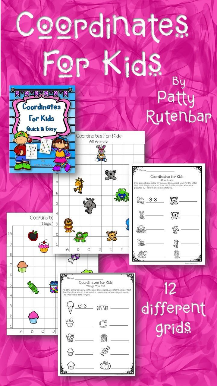 Coordinates For Kids Quick And Easy Coding For Kids Math Groups Guided Math [ 1280 x 720 Pixel ]