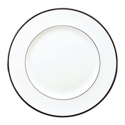 Wedgwood Sterling 10-3/4-Inch Dinner Plate by Wedgwood. $37.62. Dishwasher safe. 10-3/4-Inch dinner plate. Design: sterling. Fine bone china. Classical shapes and modern sensibilities characterize the stylish, yet practical Sterling Collection by Wedgwood. Timeless elegance guarantees that this will be a dinnerware pattern that will look crisp and contemporary for many years to come. This Dinner Plate is rendered in crisp whiteware and accented by brilliant platinum bands...
