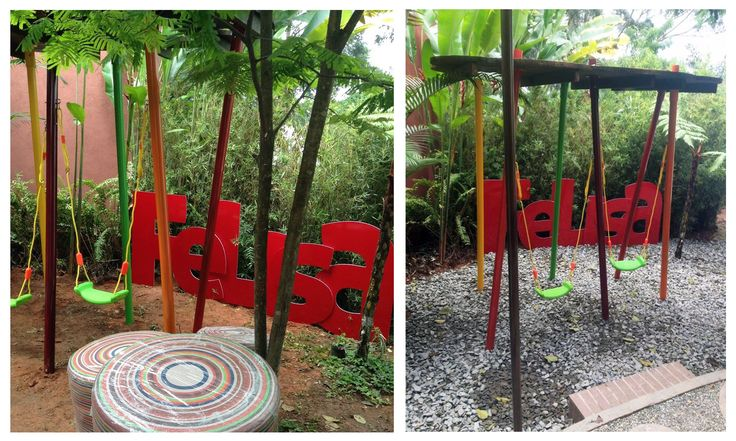 Juegos adaptados a cualquier ambiente #diversión #niños #ZonasInfantiles #ModosExhibiciónInmobiliaria