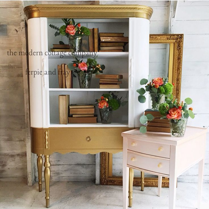 diy metallic furniture. collection by the modern cottage company and ferpie fray using general finishes pearl effects upcycled furniturediy diy metallic furniture
