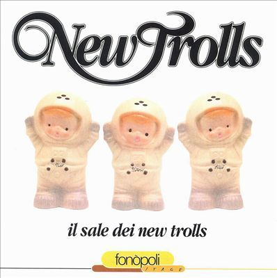 New Trolls, Il sale dei New Trolls (1996) Accademia Musicale Italiana Orchestra G.Belleno, I.Fossati Composer U.Bindi  Vocals N.de Palo Composer V.de Scalzi, Composer, Guitar (Acoustic), Keyboards, Tastiere, Vocals N.Di Palo  Composer, Guitar (Electric), Realization, Vocals F.Finetti Engineer, Mixing, Registrant M.Galli Bass A.Martino Guitar L.Melotti Drums S.Senesi Piano R.Serio Arranger, Director, Orch., Orchestration, Producer A.Vitanza 	Composer, Percussion, Vocals R.Zero Composer…