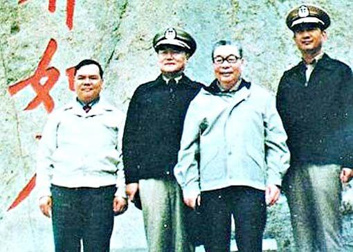 Chiang Ching-Kuo, 1979.