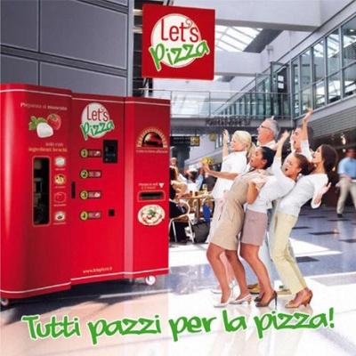 croatia pizza vending machine