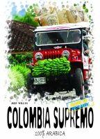 Кофе свежеобжаренный Арабика Колумбия Медельин Супремо