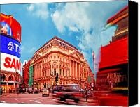 Picadilly Circus, old stomping grounds.