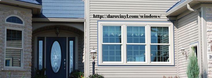 #VinylReplacementWindows Service Provider in #Sudbury   http://darovinyl.com/windows/