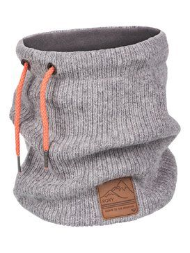 roxy, Torah Bright Biotherm® Neck Collar, MID HEATHER GREY (sla0)