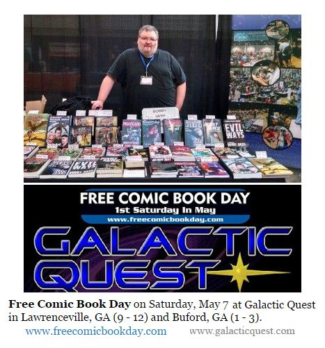 free comic book day avatar pdf