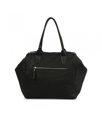 Henriette work bag - Black vintage