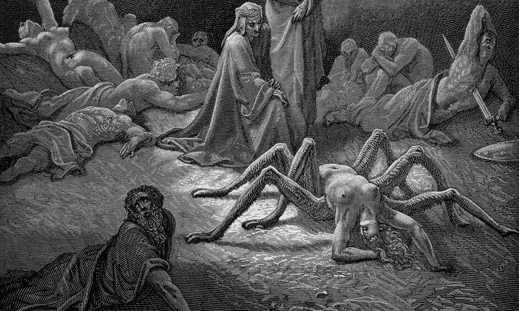 Resultado de imagem para Gustave Doré