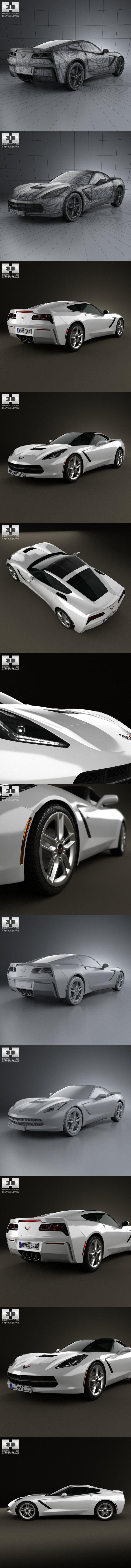 Chevrolet Corvette Stingray 2014 #chevrolet #chevroletcorvette