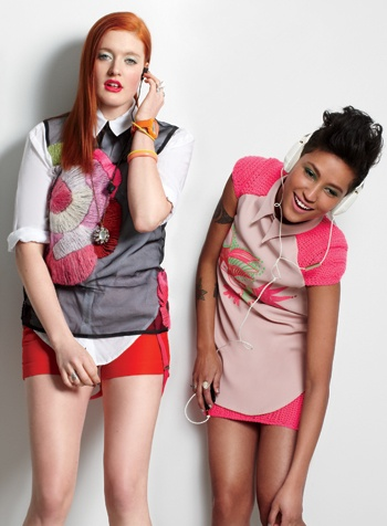Icona Pop. And they're from Sweden :)