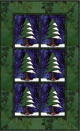 Free paper piecing patterns  - forestquilting.com