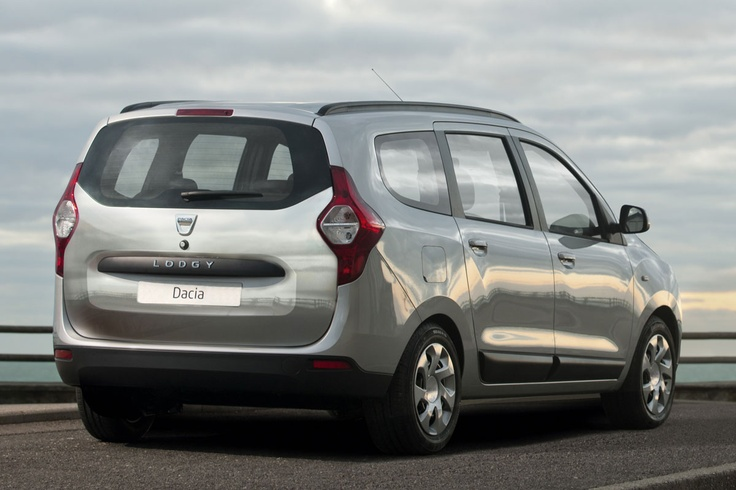 Dacia Lodgy #Dacia #Lodgy #DaciaLodgy