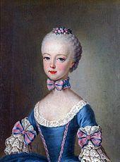 María Antonieta de Austria, a los 7 años. Hija del emperador del Sacro Imperio Romano GermánicoFrancisco I, gran duque de Toscana y de su esposa María Teresa I, archiduquesa de Austria, reina de Hungría y reina de Bohemia, nació el 2 de noviembre de 1755. Es la decimoquinta y penúltima hija de la pareja imperial. De ella se encargan las ayas, gobernantas de la familia real (Mme de Brandeiss y la severa Mmede Lerchenfeld), bajo la estricta supervisión de la Emperatriz, que tiene ideas muy…