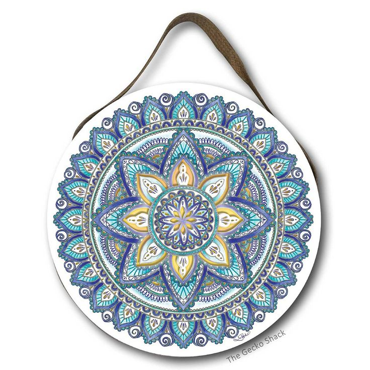 The Gecko Shack - Blue Mandala Light Up LED 40cm Round Wall Hanging with Jute Rope, $79.95 (http://www.geckoshack.com.au/blue-mandala-light-up-led-40cm-round-wall-hanging-with-jute-rope/)