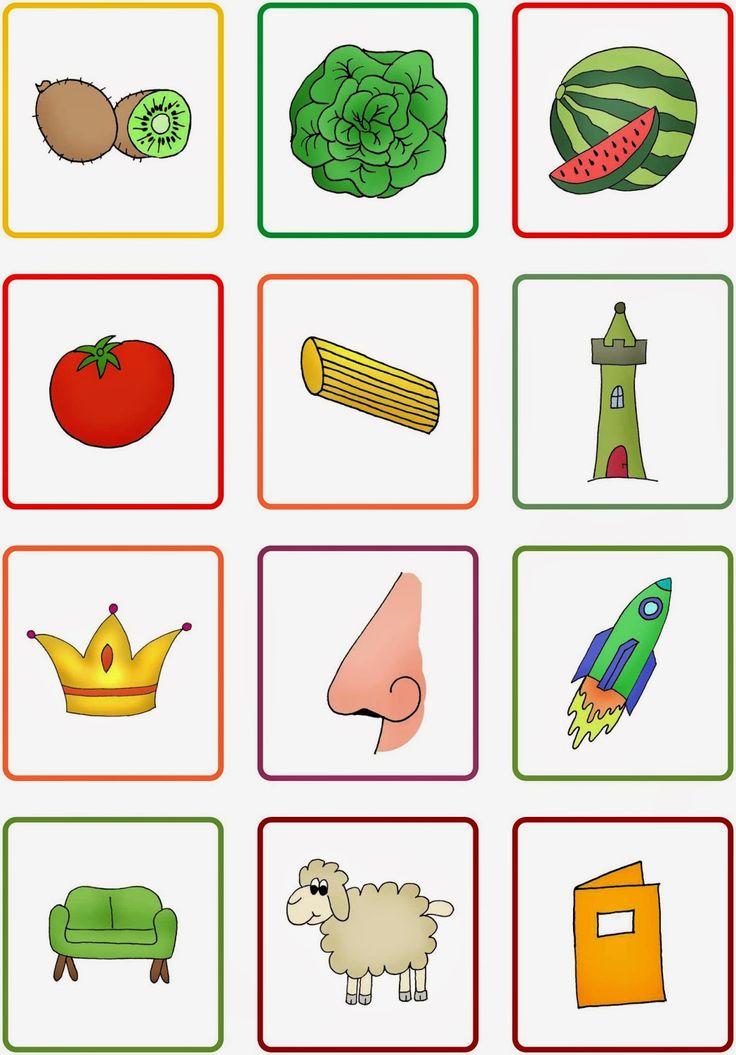90 best Buchstaben/Anlaute/Silben images on Pinterest | Kindergarten ...