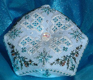 1000 Images About Biscornu Cross Stitch On Pinterest