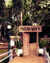 HiddenPark doorway, Jakarta Indonesia