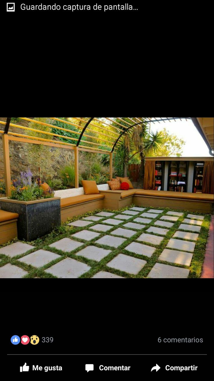 Mediterranean patio design by los angeles design build hartmanbaldwin - Patio Are Two Determinant Factors That Need To Be Sorted Before Finalizing A Design Here We Have 20 Cool Patio Design Ideas
