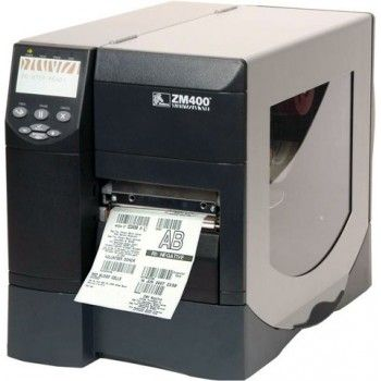 "Buy best Zebra Zm400 4"" Label Printer: 203 Dpi Zpl 16Mb Sdram Peel With Full Rewind Serial Parallel in Just Price:$1,965.66 at Onlypos.com.au"