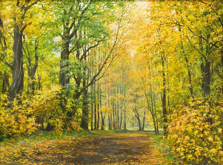 Мои вечные скитания в Осени... / Пейзажи / Мария Вишняк