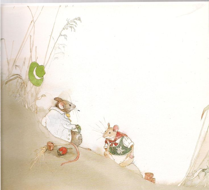 Town Mouse/Country Mouse Lisbeth Zwerger
