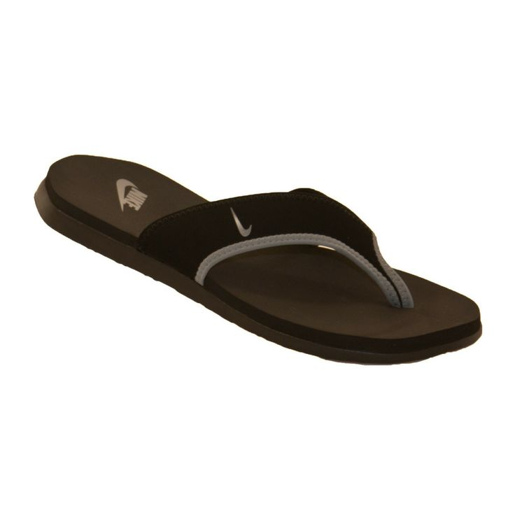 Details About Nike Celso Thong Flip Flop Black Shoes