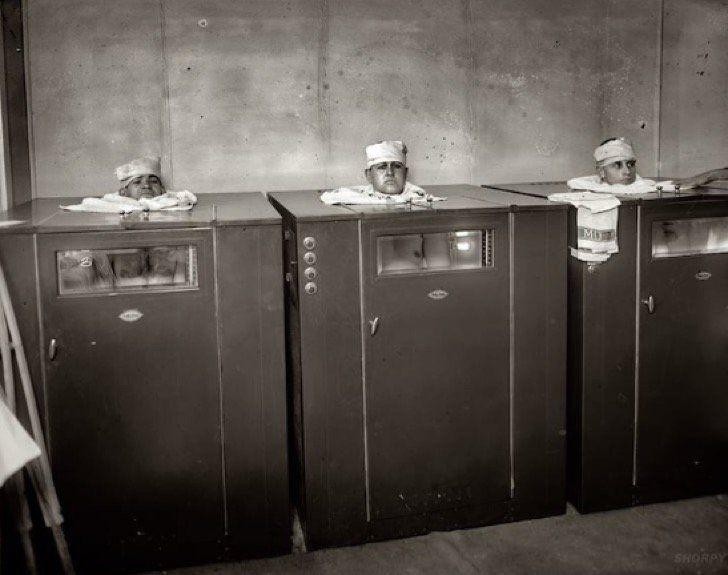 Fotos da medicina antiga que são assustadoras e fascinantes