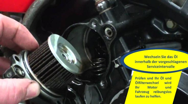 Regelmäßig Motorölwechsel und Filter  häufige Wechsel von Motoröl hilft aus Motor Schleif Schmutz und Metallteilchen Ausspülen. Also, regelmäßige und häufige Ölwechsel für eine längere Lebensdauer des Motors zu empfehlen. Sie auch den Ölfilter wechseln, wie alt man wird etwas Staub und Metallpartikel werden, dass sie die neue, saubere Öl verderben. #sommerreifen