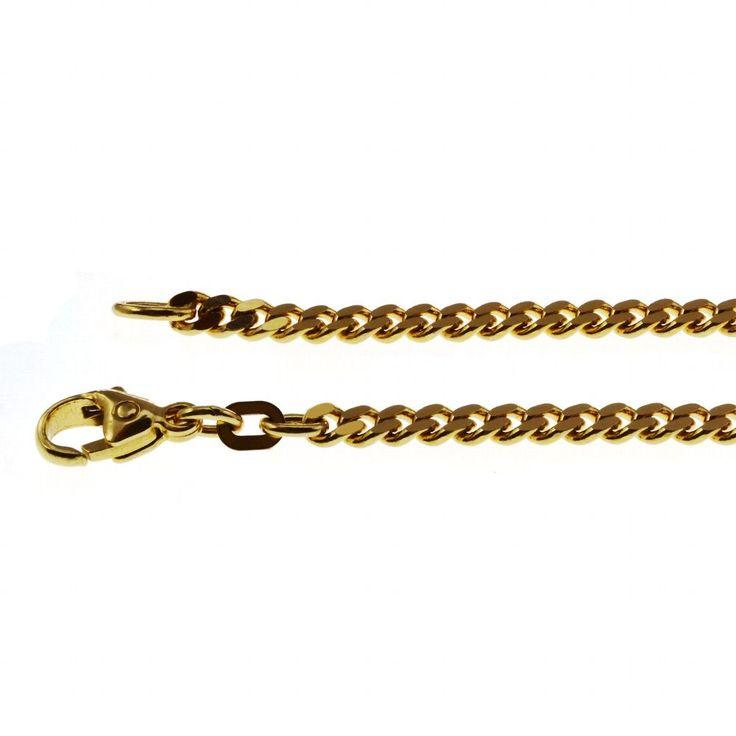 21cm Ankerkette 585 Gelbgold 2,5mm kaufen bei Hood.de - Material Gelbgold Farbe Gold